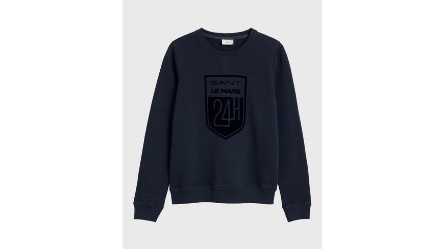 Le Mans Crew Sweatshirt