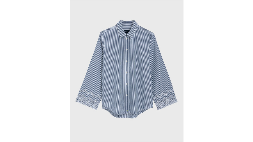 Broderie Anglaise Bluse