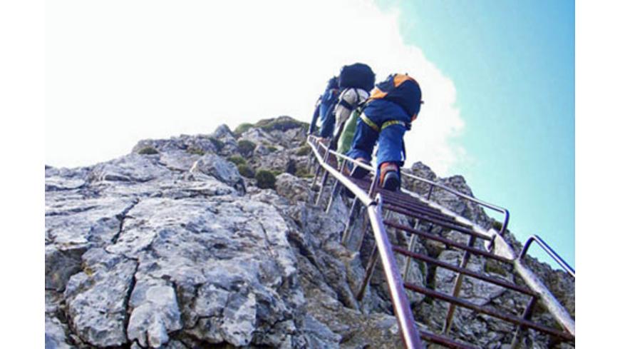Kletterausrüstung Reutlingen : Alpspitze klettersteig main taunus zentrum sulzbach