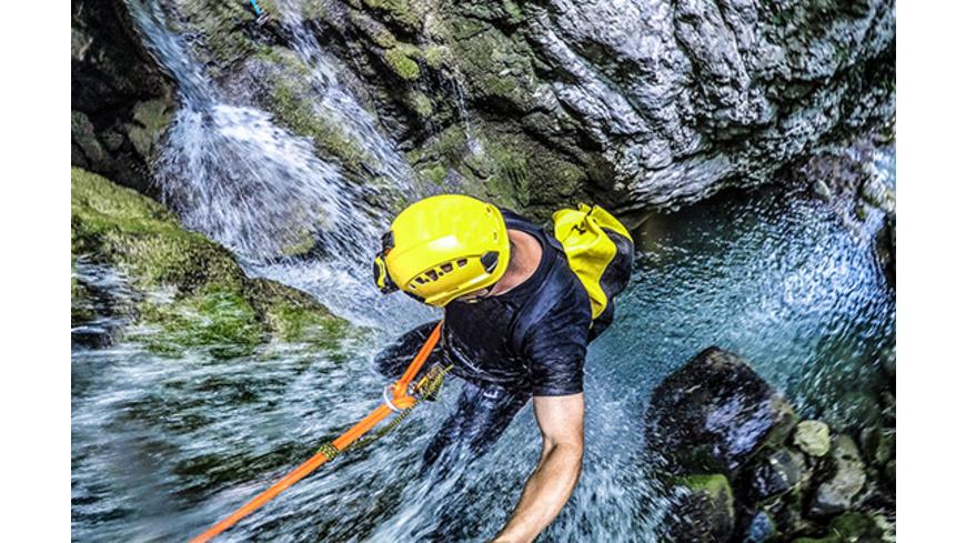 Canyoning Einsteigertour