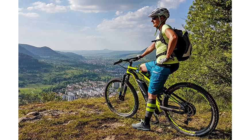 E-Mountainbike-Tour mit Guide