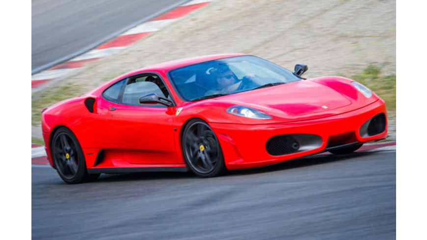 Ferrari F430 Spider Training (6 Runden)