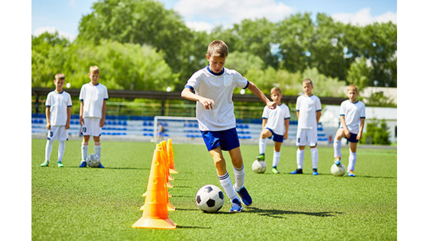 Kinder Fussballcamp in NRW (4 Tage)