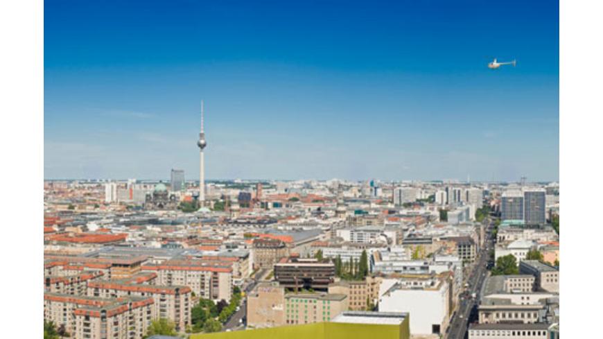 Hubschrauber-Rundflug über Berlin