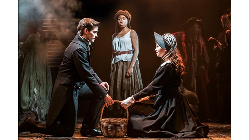 London-Kurzurlaub und Les Misérables Musical für 2 (3 Tage)
