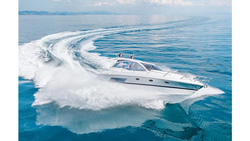 Sportboot fahren