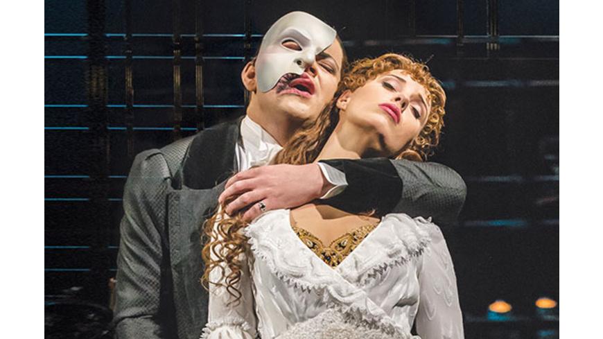 London-Kurzurlaub und Phantom der Oper für 2 (3 Tage)
