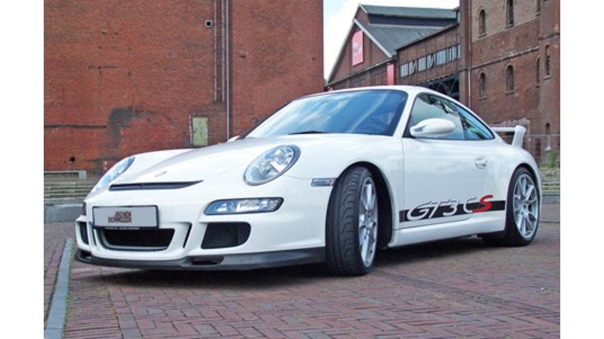 Porsche 911 fahren