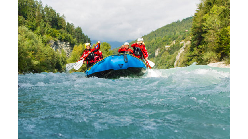 Rafting Doppeltour im Oetztal