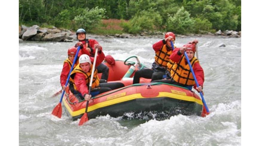 Rafting Rock 'n' Roll  in Kaernten oder Osttirol