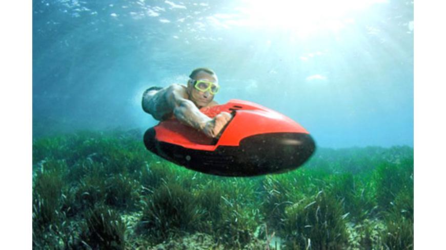 Seabob fahren auf Mallorca