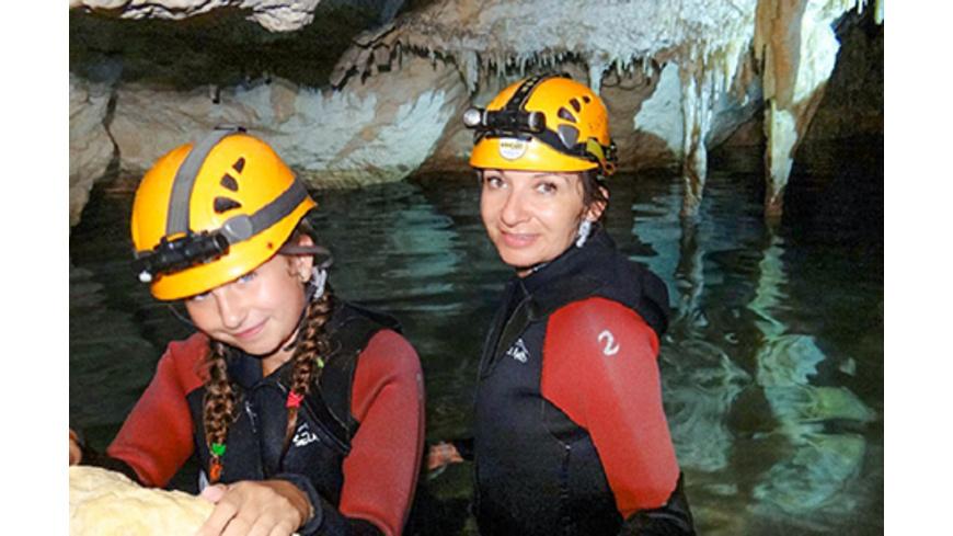 Seehoehlen-Tour auf Mallorca