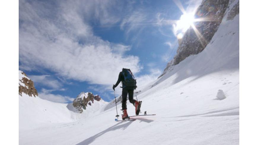 Einsteiger-Skitour mit LVS-Training in Leogang
