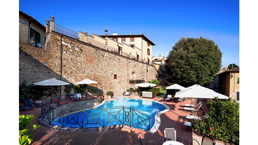 Idyllischer Kurzurlaub im Herzen der Toskana für 2 (4 Tage)