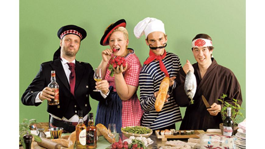 Wahlgutschein 'Fuer Kochfreunde'