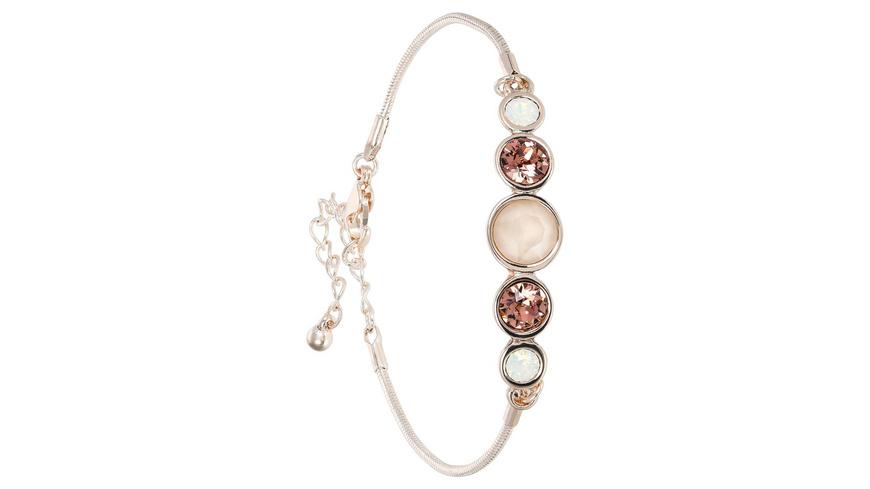 Armband -  Charming Rosé