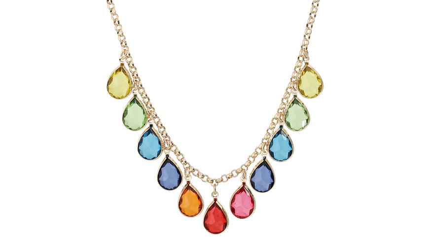 Kette -  Rainbow Drop