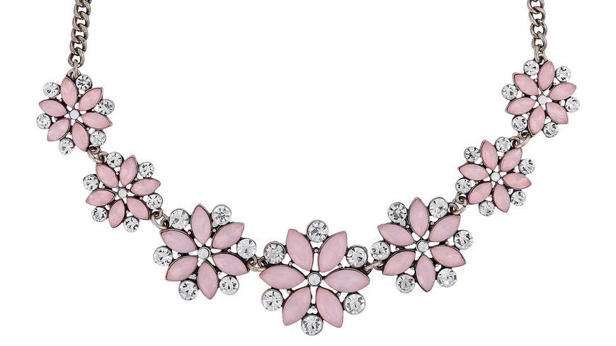 Kette - Pink Flower