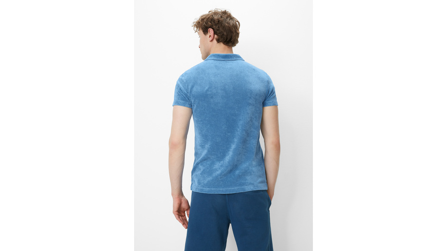 Polo-Shirt Frottee shaped