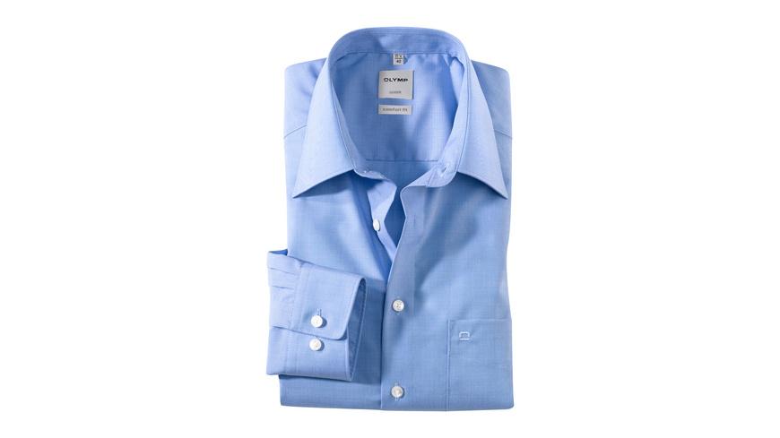 OLYMP Luxor Hemd, comfort fit, Kent