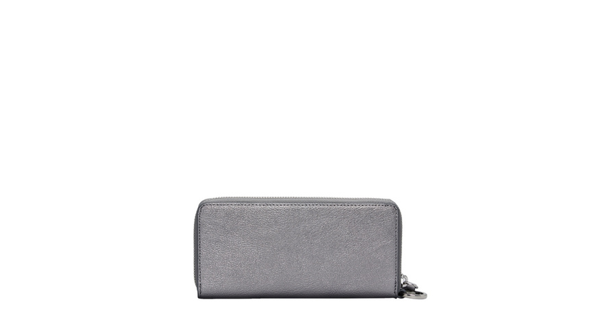 Portemonnaie in Metallic-Optik - Front Pouch Sally