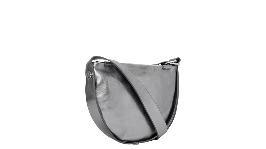 Tasche Ring Ring Metallic Crossbody S - Umhängetasche mit umlaufendem Schultergurt