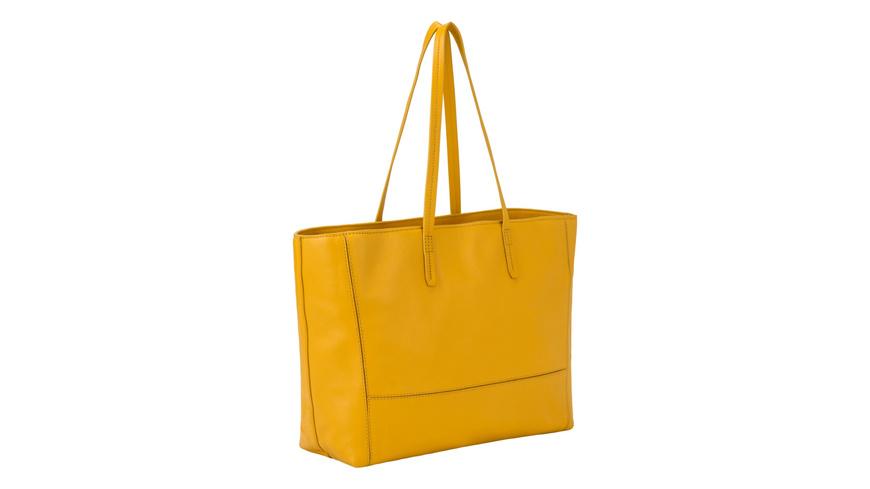 Tasche Essential Shopper L - Shopper aus Softleder
