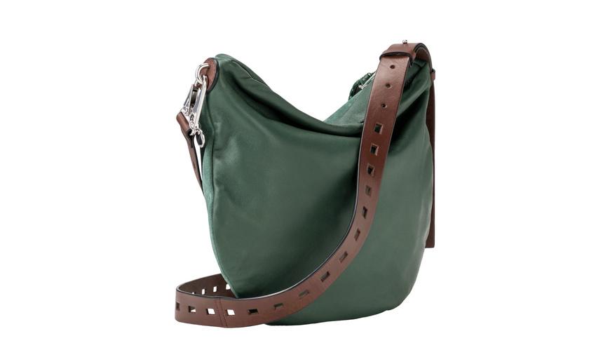 Tasche Dive Crossbody M - Umhängetasche aus Suede