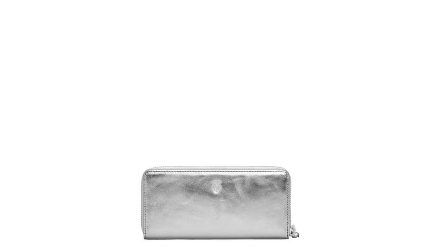 Geldbörse aus Softleder - Metallic Special Sally