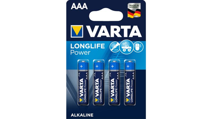 Micro 4er Varta High Energy