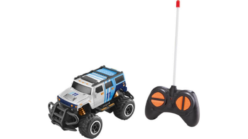 Mini RC Truck, Line Backer