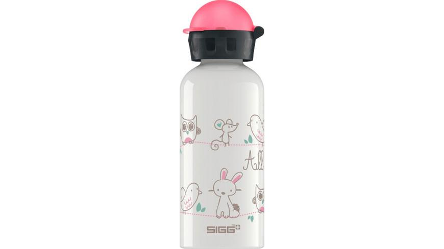 SIGG All My Friends Trinkflasche, 0,4 Liter