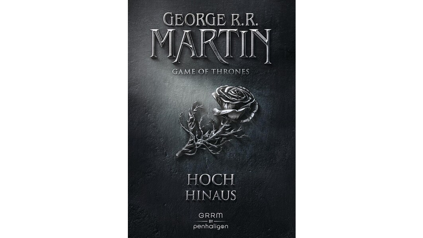 Hoch hinaus / Game of Thrones Bd.4