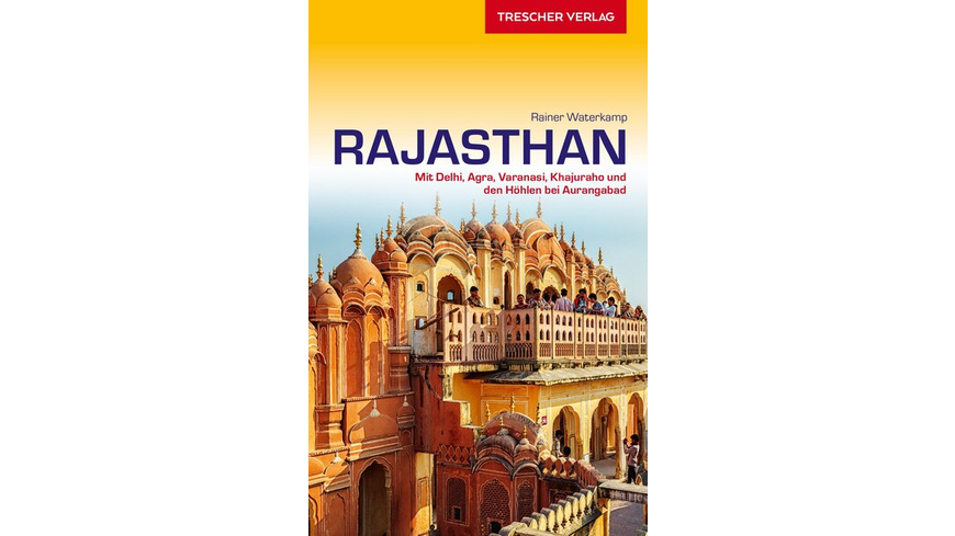 Reiseführer Rajasthan