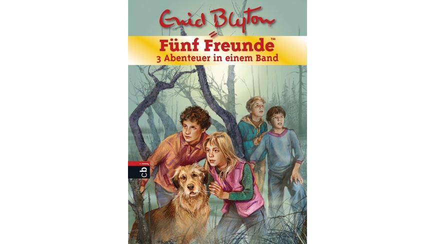 Fünf Freunde - 3 Abenteuer in einem Band Bd.14
