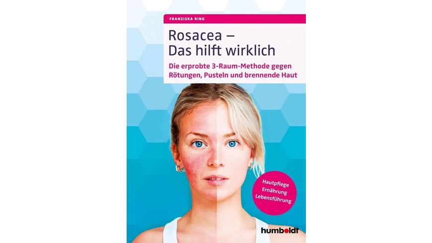 Rosacea - Das hilft wirklich