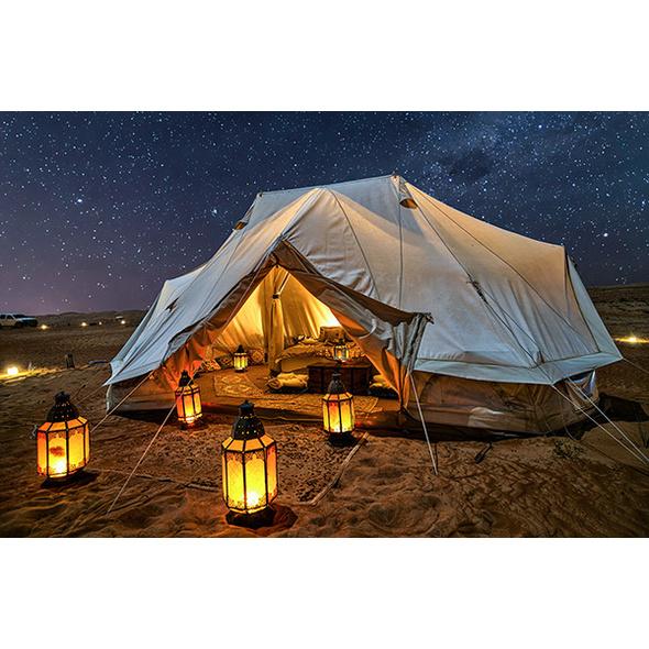 Erlebnisreise Oman für 2 (5 Tage)