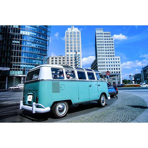 Stadtrundfahrt in Berlin für 2 (2 Stunden)