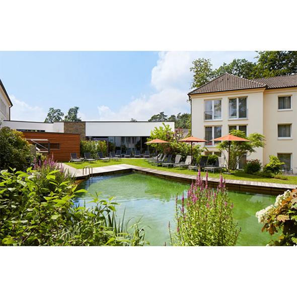 Übernachtung mit Dinner im Spa-Hotel Raum Paderborn für 2