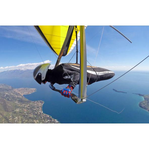 Workshop Drachenfliegen & Tandemflug am Gardasee