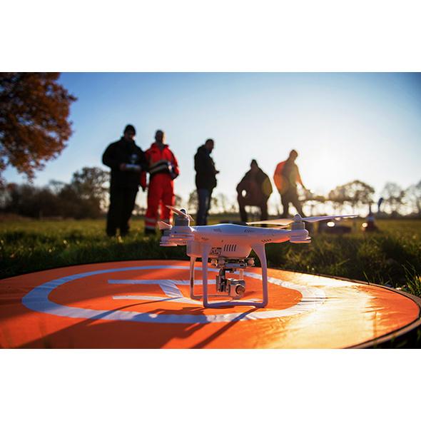 Drohnen Workshop in Elmenhorst