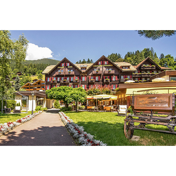 Entspannungs-Urlaub für 2 in Grindelwald