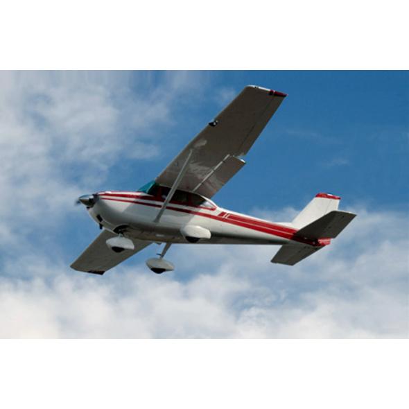 Ultraleichtflugzeug selber fliegen