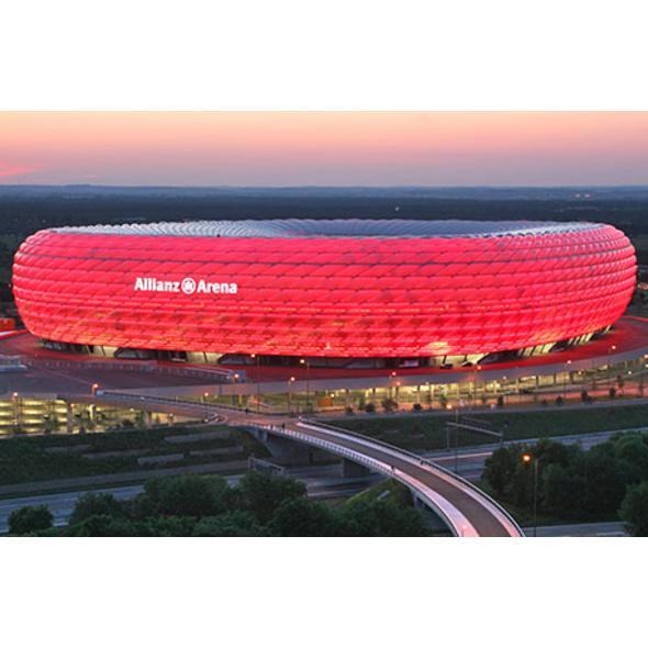 FC Bayern Fussball-Fantage München für 2 (2 Tage)