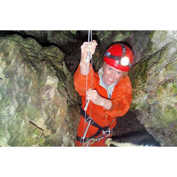 Hoehlen-Exkursion für Einsteiger bei Kiefersfelden
