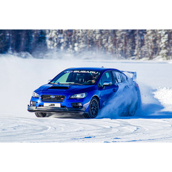 Ice-Drift-Abenteuer in Schweden (4 Tage)