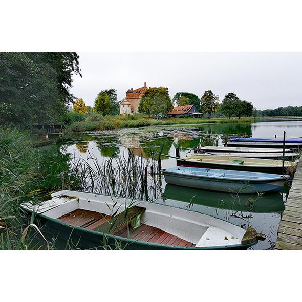 Übernachtung Schloss und Gut Ulrichshusen für 2 (2 Nächte)