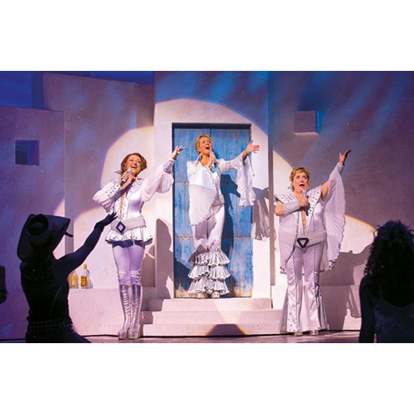 Musicalreise Mamma Mia London für 2 (3 Tage)