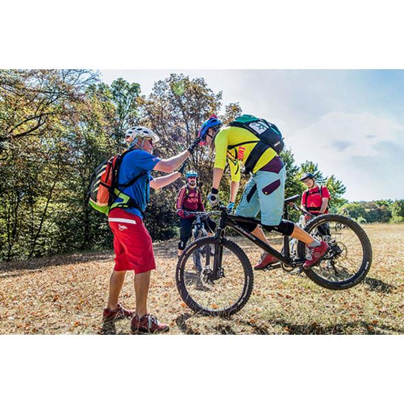 Mountainbike Kurs Fortgeschrittene