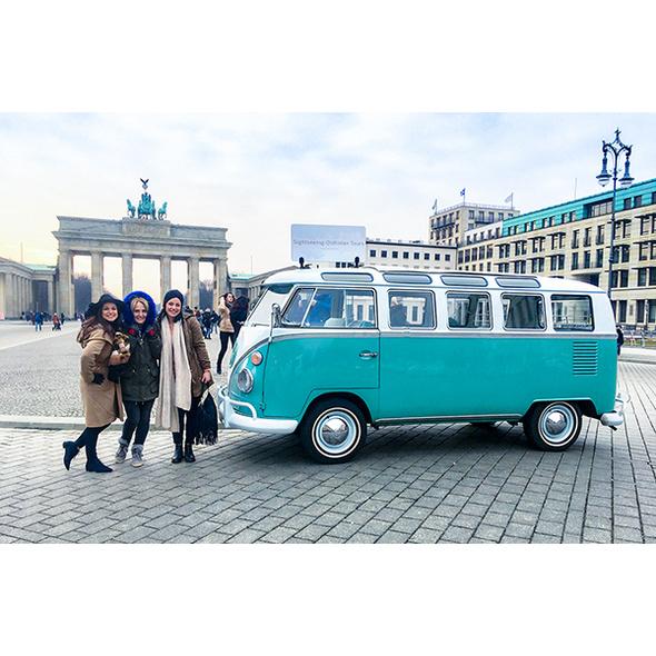 Stadtrundfahrt in Berlin für 4 (2 Stunden)